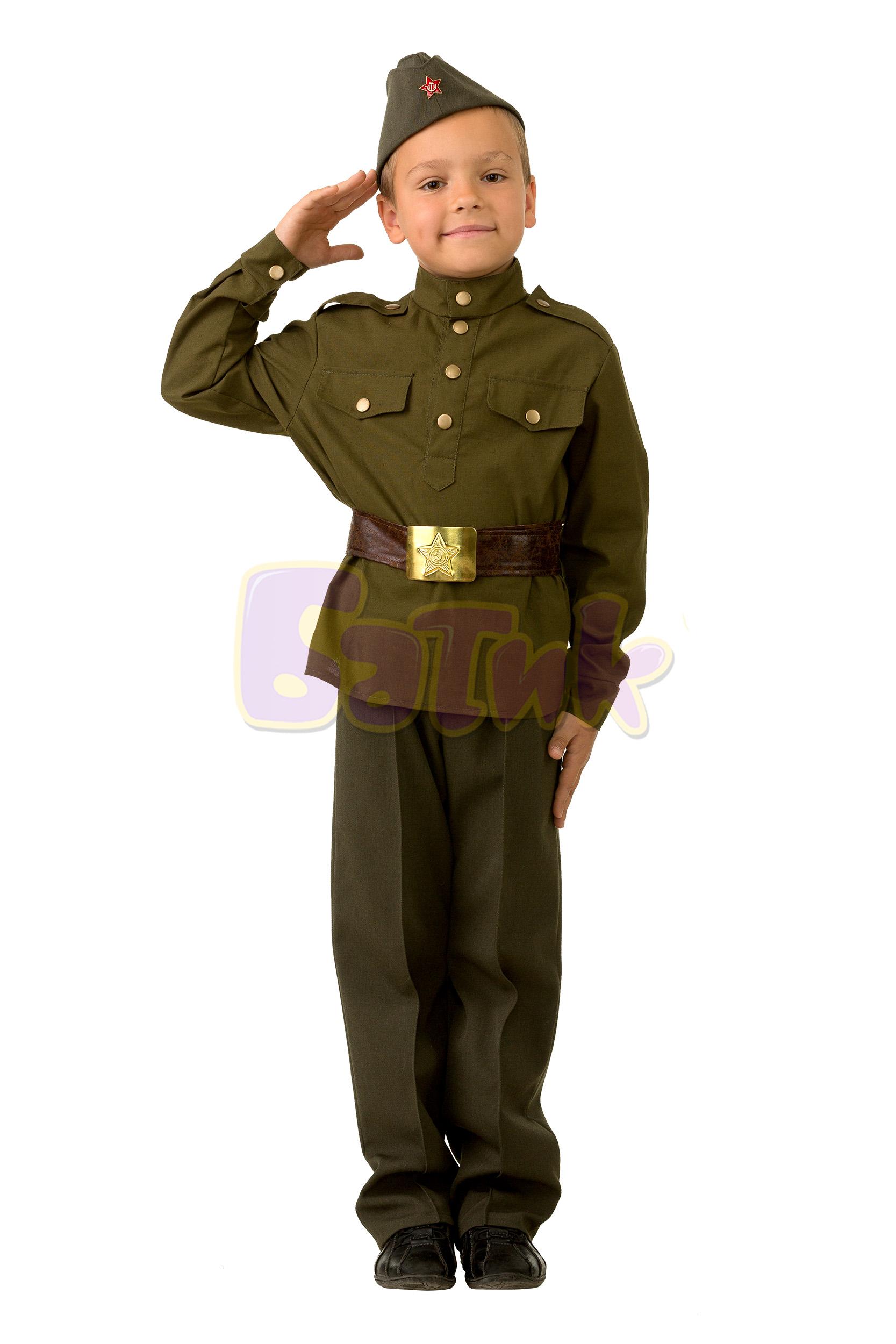 Сбор заказов. Готовимся к 9 мая, к конкурсам военно-патриотической песни, а также к тематическим праздникам в школе и детском саду-2. Военная форма для детей от 104 до 152 роста. Всего за 890 руб!