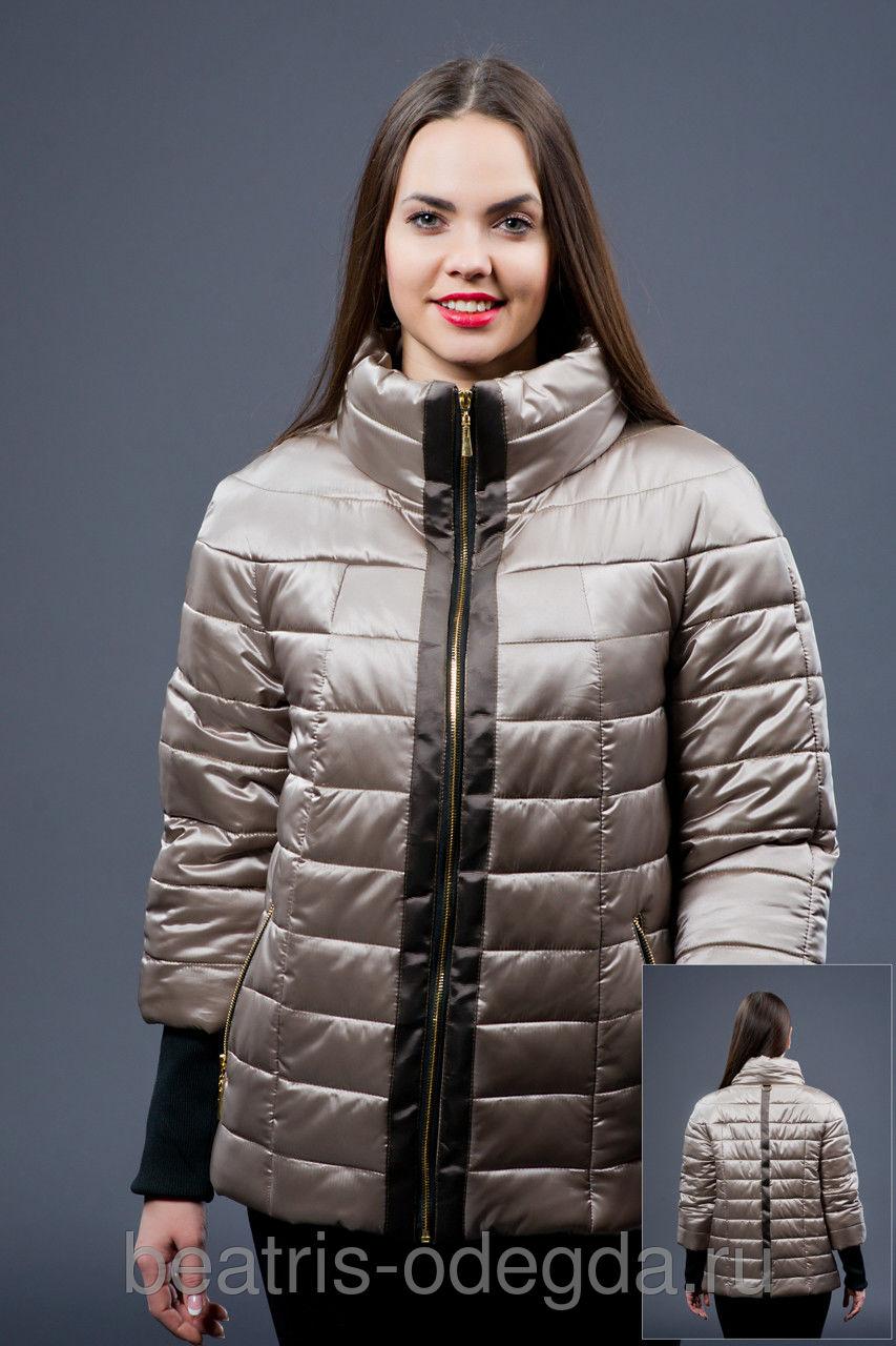 Сбор заказов. Элегантные и стильные пальто, куртки и плащи от Беатрис с 42 по 58р-р! Совершенный покрой, отсутствие