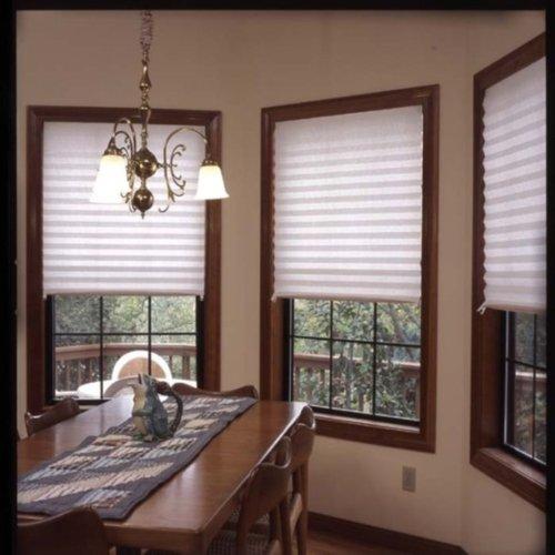 Сбор заказов. Бумажные плиссированные жалюзи для дома и дачи. Защита от посторонних глаз и солнца! Бюджетный вариант! Ряды.Галерея.