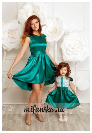 Сбор заказов. Milaniko - для мам и дочек, пап и сыночков.