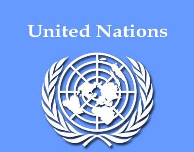 О символике ООН.
