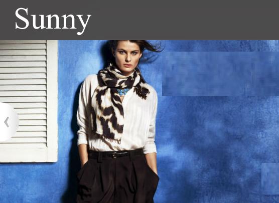 SUNNY-6. Красивых блузок много не бывает! А еще появились платья и юбки. Подойдет всем, кто любит стиль и комфорт в