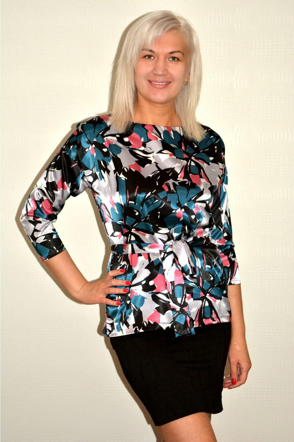 Сбор заказов. SUNNY-6. Красивых блузок много не бывает! А еще появились платья и юбки. Подойдет всем, кто любит стиль и