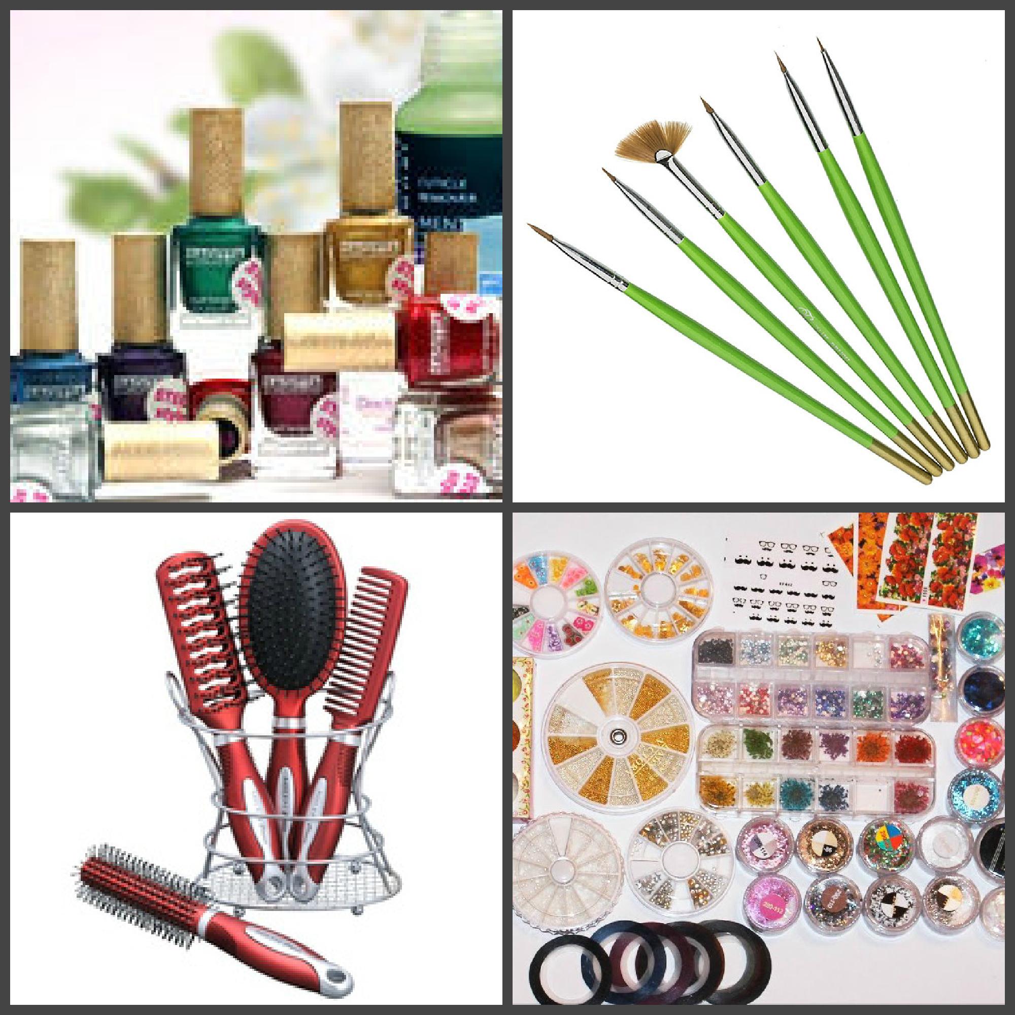 Сбор заказов. Продукция для маникюра и педикюра, для макияжа, для волос, галантерея и прочее. Sagitta, Fiera, Mirage