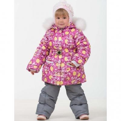 Пристрой зимних костюмов на девочку размеры от 80 до 116