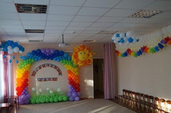 Украшаем детский сад!!! Внимания акция!!!