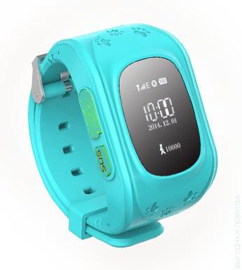 Пристрой.Детские умные часы-телефон SMАRТ BАBY WАTCН с GPS за 2574 р. с орг. сбором. Остаток 5 шт.