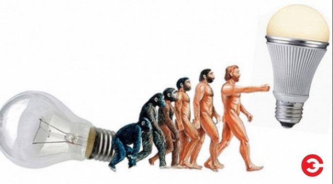 Светодиодные Лампочки , Снижение Электроэнергии до 30 %