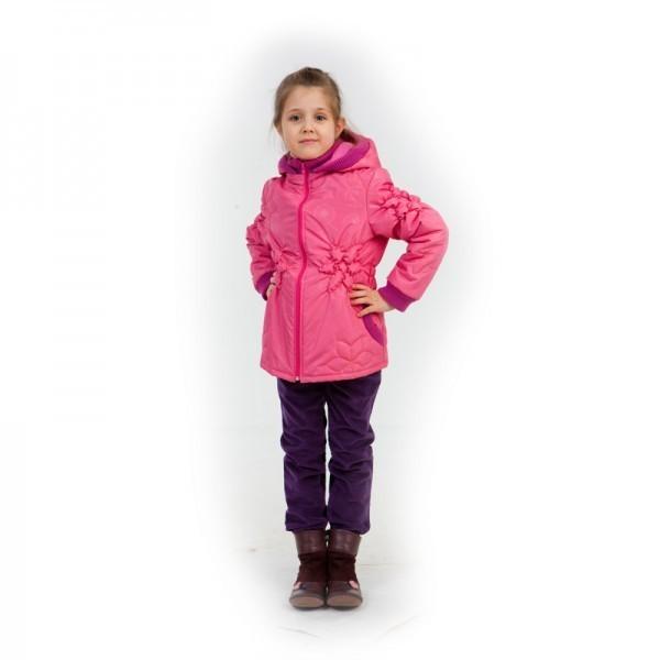 Пристрою деми курточку для девочки. Размер 110-116