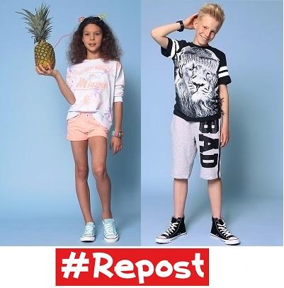 Сбор заказов. Новая марка одежды специально для подростков и детей от 7 до 17 лет. Одеты будут все, и старшие и младшие в вашей семье.