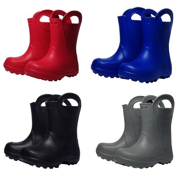 Модная обувь для мокрой погоды - Каури - большой выбор ПВХ и ЭВА для всей семьи-8
