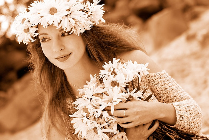 Главное правильно дышать... Вдыхать счастья, выдыхать добро...