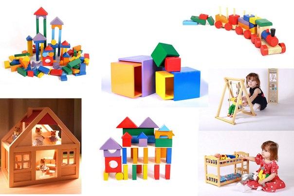 Открыт сбор заказов: Сбор заказов. Потрясающие деревянные игрушки от фабрики Дворики. Двухъярусные кроватки, домики с