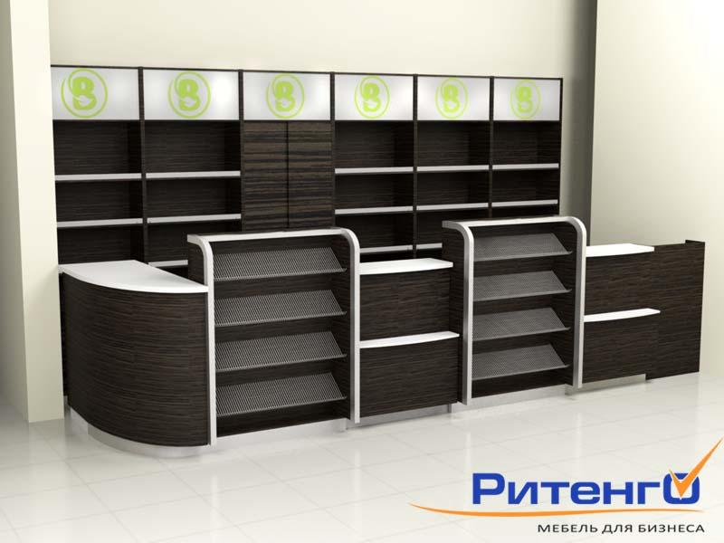 Торговая мебель для магазинов от производителя. Каталог торговой мебели, цены, фото www.ritengo.ru