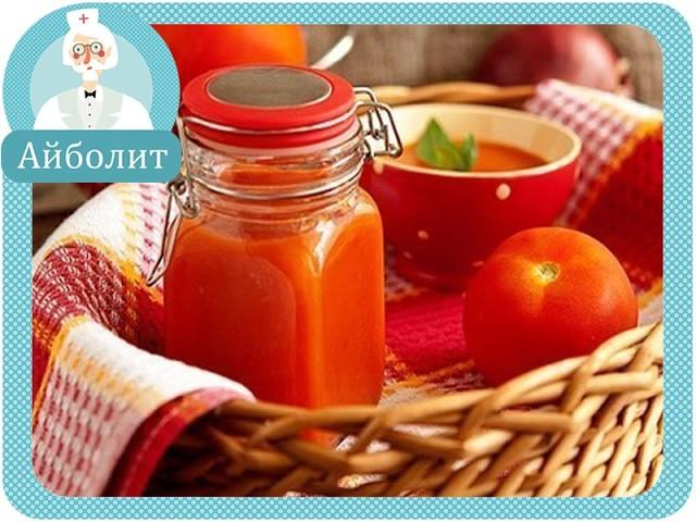 Самый полезный кетчуп - это кетчуп, сделанный своими руками