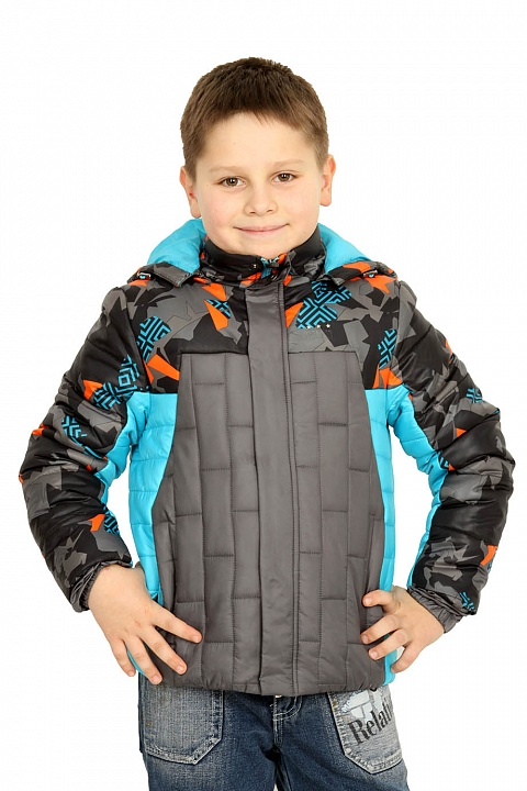 Сбор заказов. Верхняя одежда для детей. ARI100. Весна-осень 2016. Без рядов - 3
