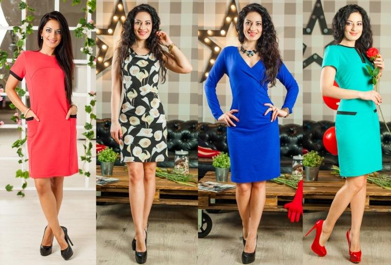 Сбор заказов! Женский трикотаж! Платья, брюки, туники, халаты. Цены от 300 руб. Распродажа!