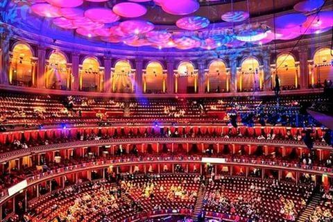 29 марта 1871 года в Лондоне открылся Royal Albert Hall