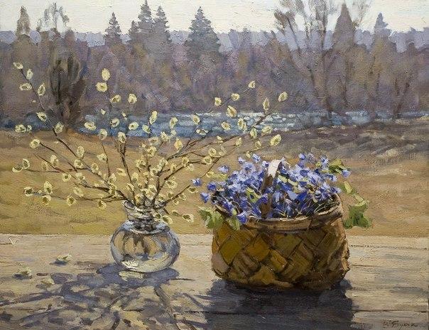 Фёдор Тютчев Весна