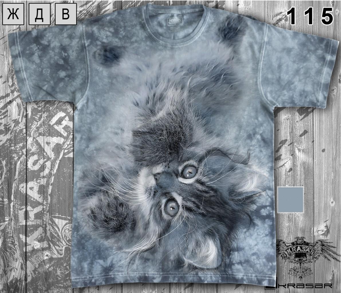 Стильные дизайнерские 3D футболки. Обалденные рисунки, натуральный хлопок. Сделано в России!