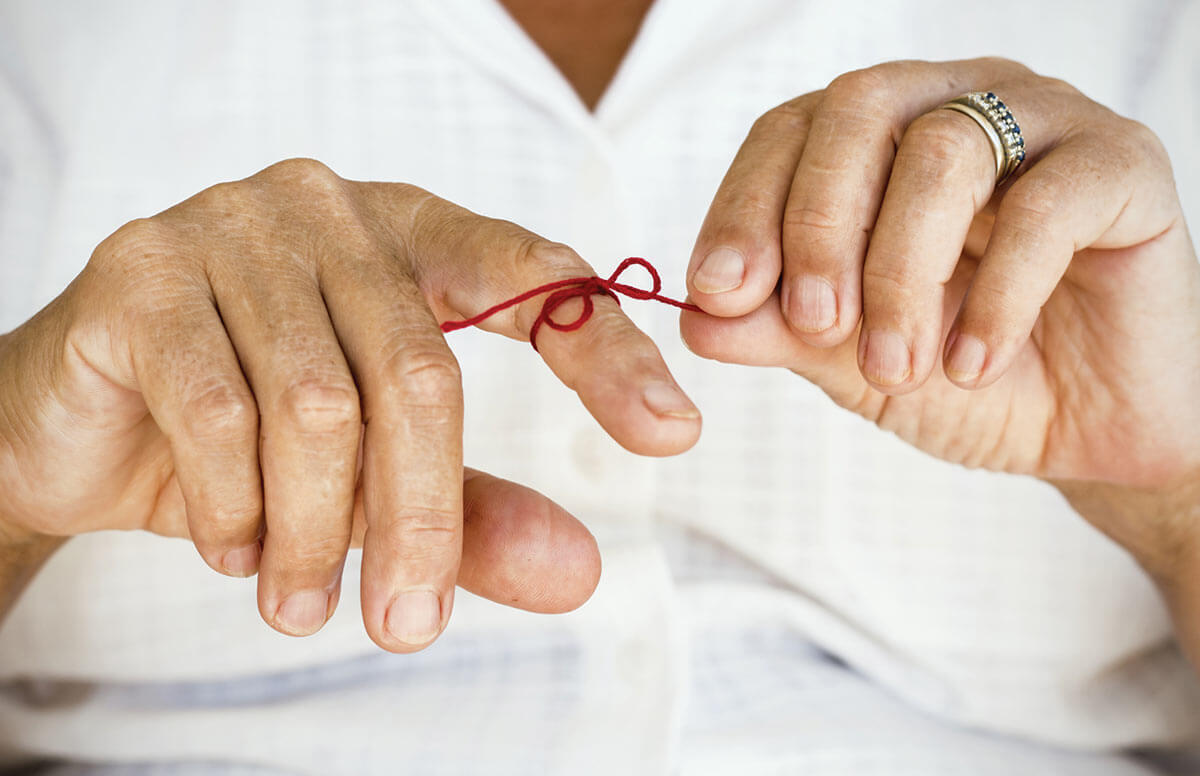 Lock Laces для пожилых людей