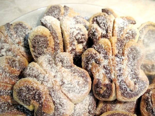 Печенье бабочки рецепт пошаговый