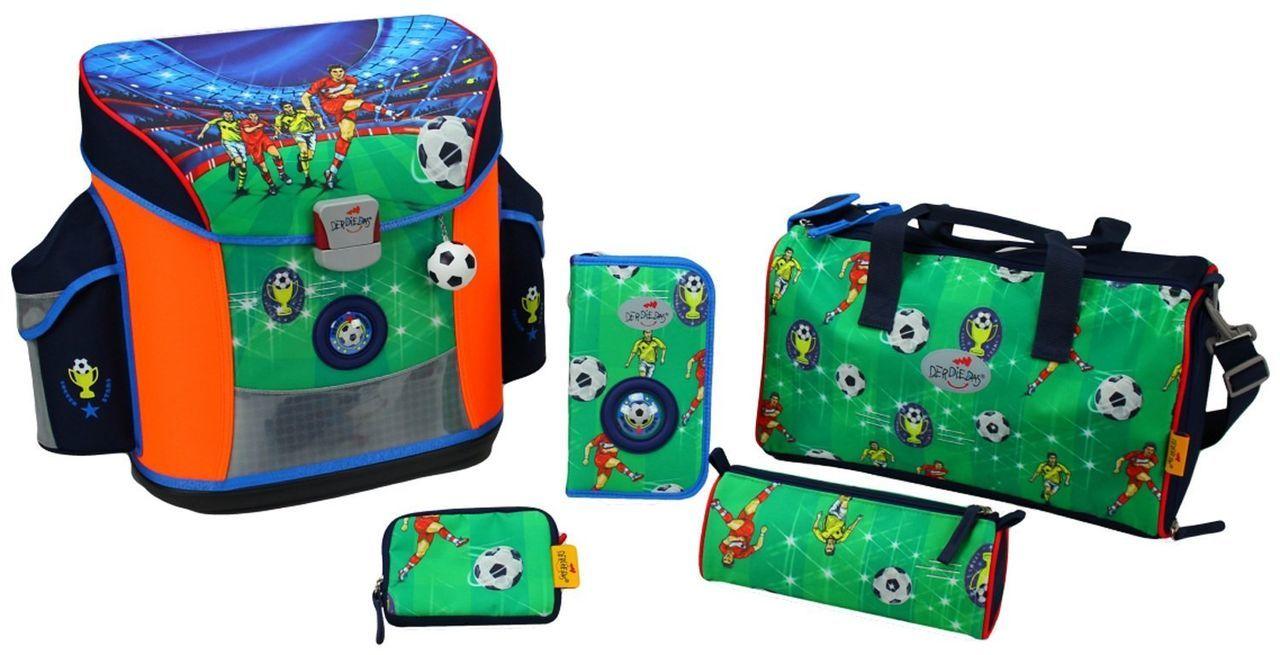 Cбор заказов. Ортопедические школьные ранцы и рюкзаки Premium класса от немецких производителей DerDieDas, Scout, 4you