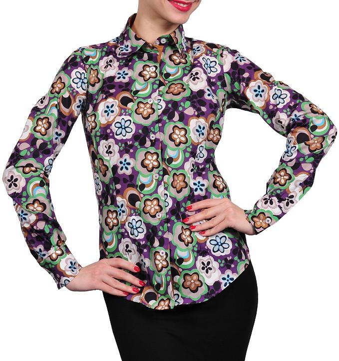 Приглашаю за новой коллекцией итальянских блуз Alonzo Corrado