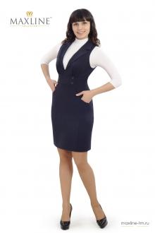 Закрыта. Сбор заказов. Одежда для офиса, для тех у кого дресс-код : юбки, брюки, сарафаны, жилетки/жакеты. Размеры от 40 до 52.