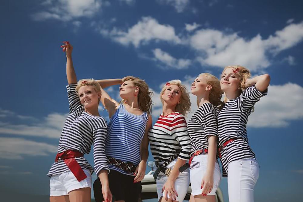 Морской стиль один из самых актуальных и используемых стилей вот уже много лет.