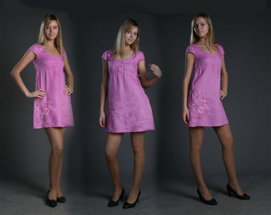 Л ё н - это всегда модно и красиво! Начинаем готовиться к летнему сезону! Платья, блузки, жакеты, брюки и юбки. Р-ры 44-64. Без рядов! Выкуп 10