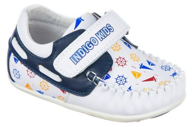 Новинки детской обуви - мокасины