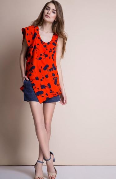 Сбор заказов. Дизайнерская женская одежда от Л@риcы Б@лyноvой-17. Современные силуэты, натуральные ткани, яркая и