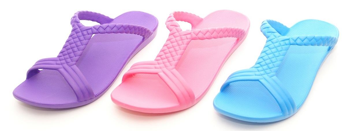 Сбор заказов. Легкая и комфортная женская обувь для сада, бассейна, пляжа.-2/16.