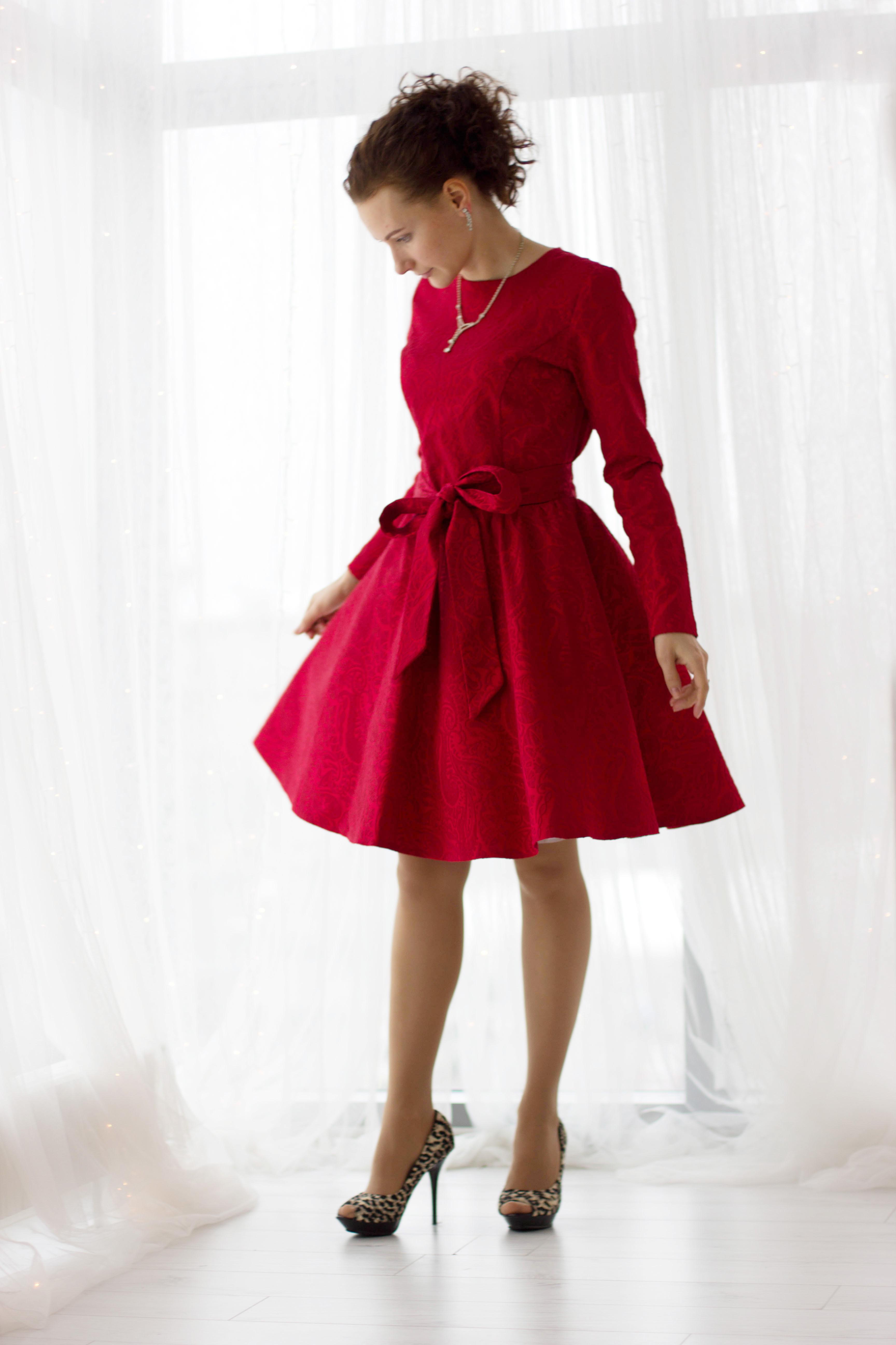 Сбор заказов. Платья от российского дизайнера Екатерины Кунгуровой, коллекция Family Look - платья, вызывающие восторг