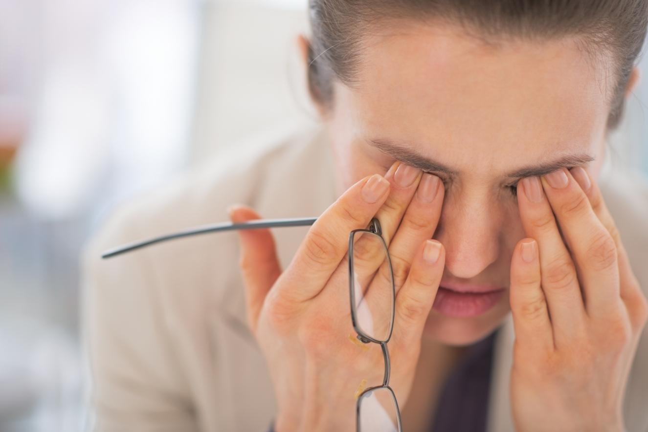 Хроническая усталость: 7 главных причин