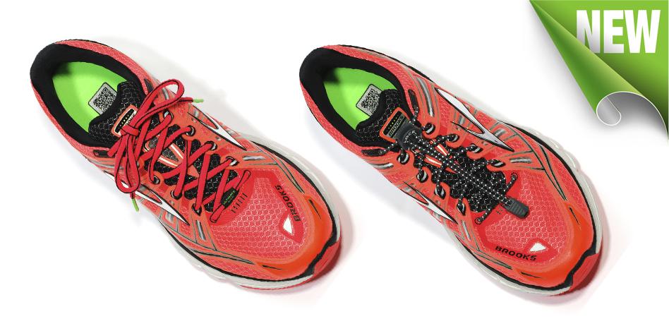 Lock Laces - светоотражающие шнурки без завязок. Проще простого!