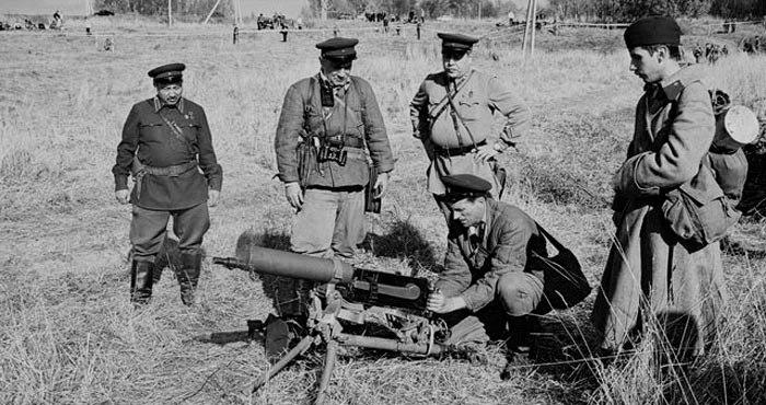 Военные истории