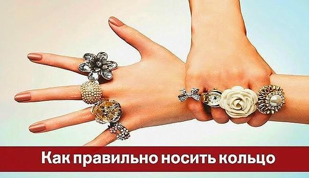 Магия колец. Как носить кольцо с пользой