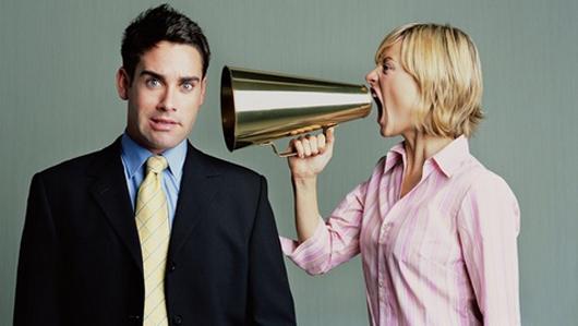 Притча Почему люди кричат