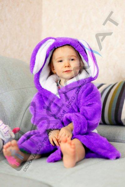 Сбор заказов. Всем по халату: детские халатики из махры и велсофта. Очаровательная коллекция Зайка. Сбор 2.
