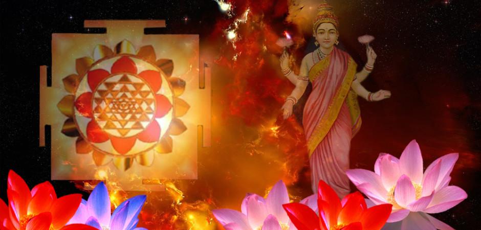 Лакшми-садхана для улучшения материального положения и счастья