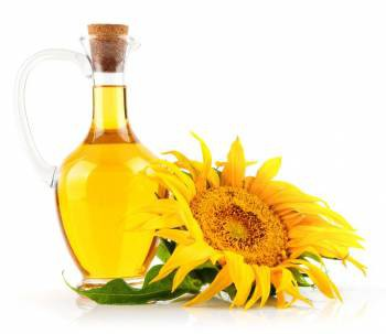 Натуральное сыродавленное подсолнечное масло!