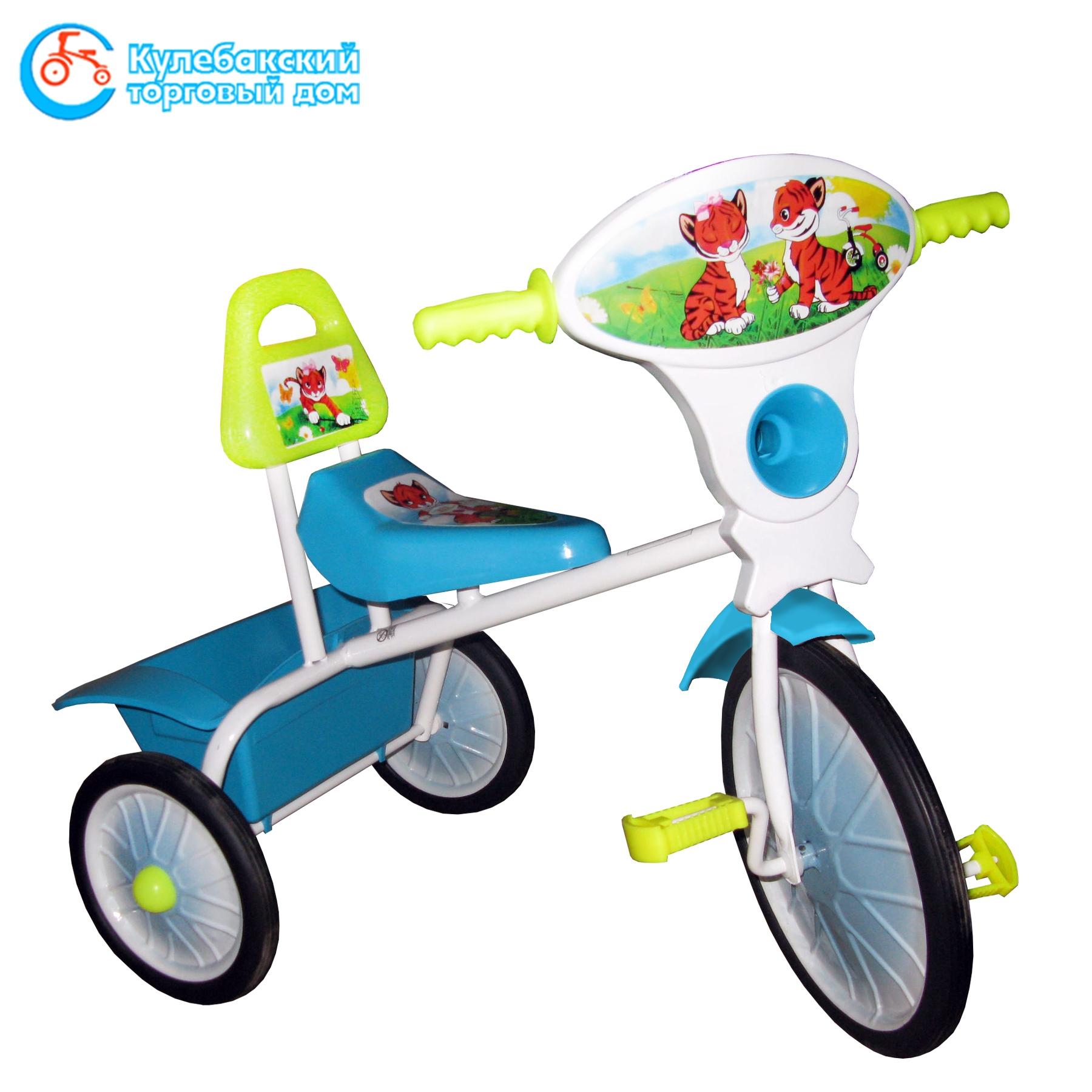 Сбор заказов. Всем известные детские велосипеды M@лыш от Нижегородского производителя