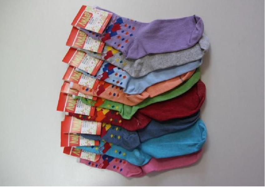 Сбор заказов. Женские и мужские носки по супернизким ценам отечественного производства.