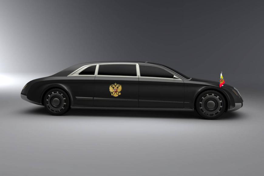 Первые серийные автомобили проекта Кортеж будут произведены и поставлены в 2017 году