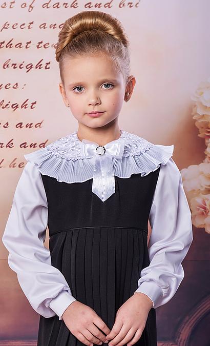 Сбор заказов. Школьные блузочки для девочек. Качество на высоте. Новинки этого года.