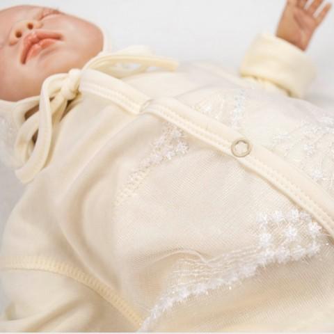 Комплект Грациозо для выписки малыша...Очень нежный!!! 407 рублей