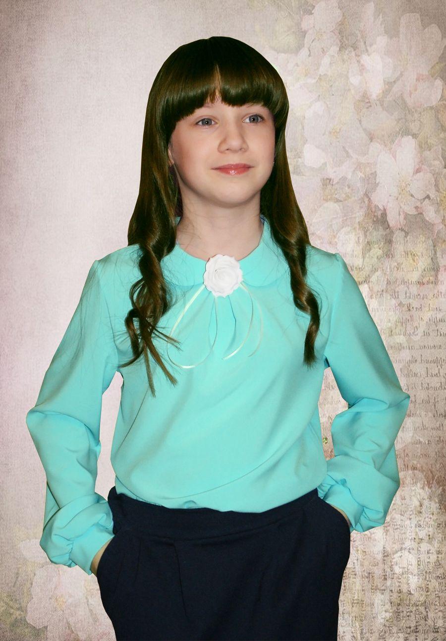 Сбор заказов. М@ттiель-23. Скоро последний звонок - Готовимся! Новая коллекция нарядных блузок для школы. Распродажа! Любые размеры от 98 до 158 роста, без рядов. Нужно брать!