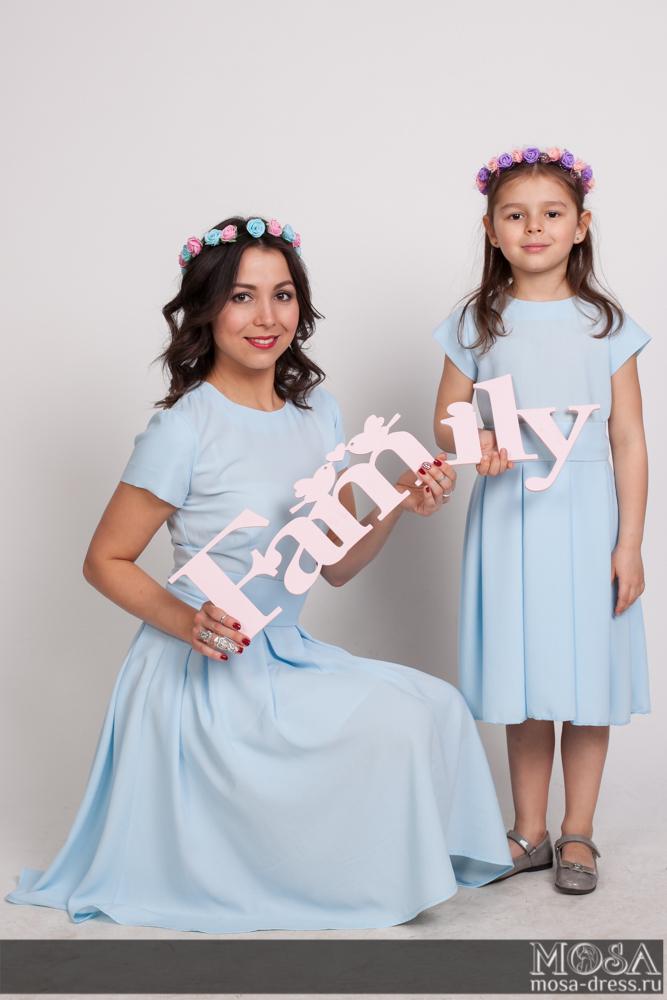 ОБОЛДЕННЫЕ НОВИНКИ!!!! Family Look от Mosa-Dress!!!